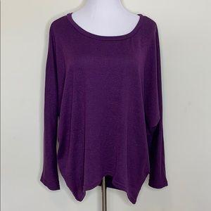 Zanzea Collection oversized batwing sweater (S4)